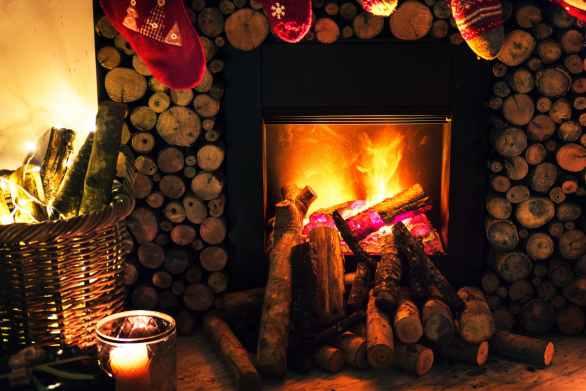 fireplace hone